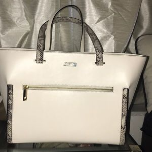 Kate spade ♠️ cream bag